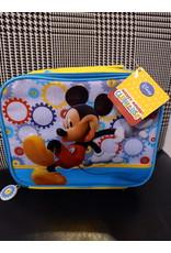"""Disney Lunchbag """"Mickey"""" met trommel en drinkfles"""