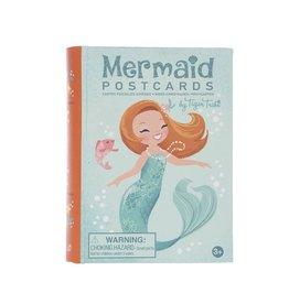 "Tiger Tribe Postcards ""Mermaid"""