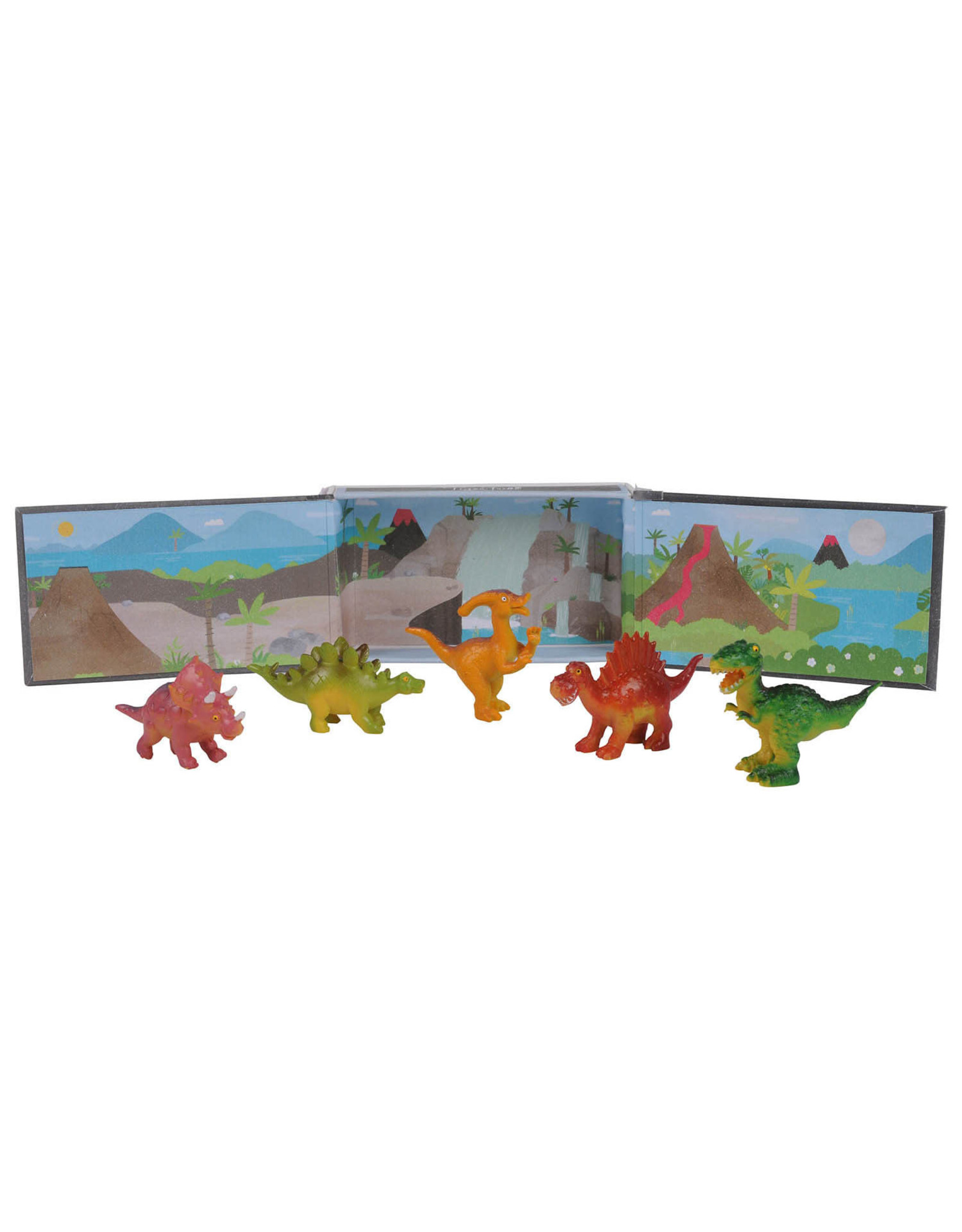 """Tiger Tribe Magnetic Box """"Tribe of Dinosaurs"""""""
