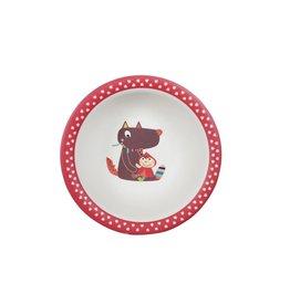 Ebulobo Ebulobo Dinnerware Bamboo Kom Wolf