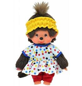 Monchhichi MONCHHICHI Gekleurde Outfit Meisje