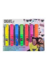 Create It! Create It! Lipgloss Neon