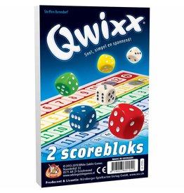 Qwixx Scoreblokken