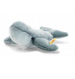 Steiff Blauwe Vinvis Baby - Steiff 063718