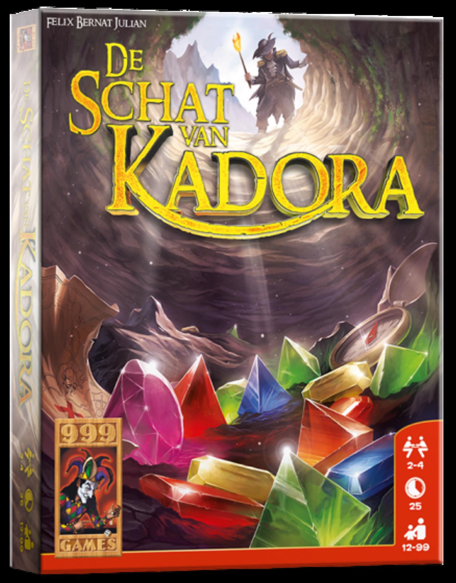 999 Games De Schat van Kadora