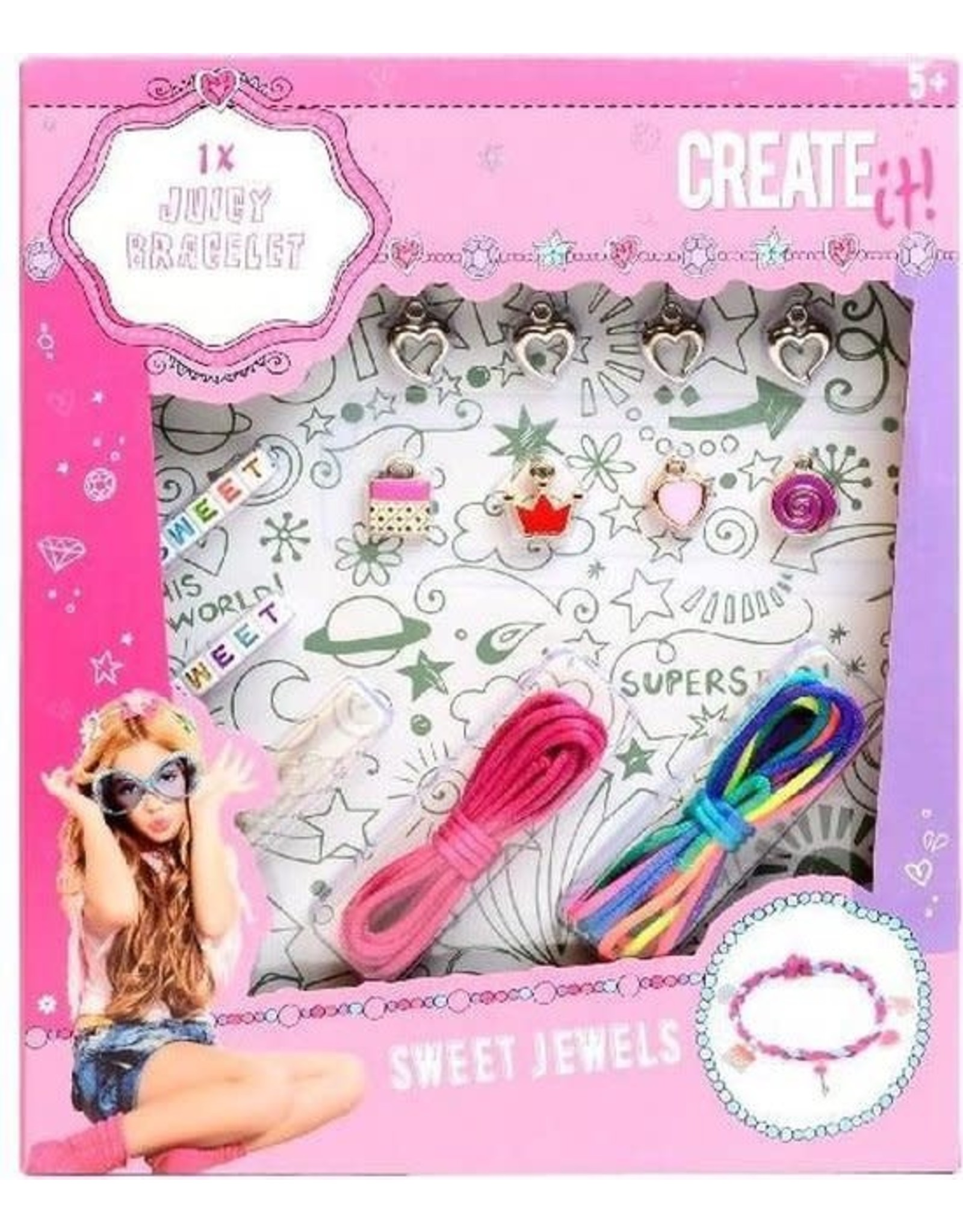 Create It! Create It! Juicy Bracelet