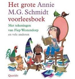 Annie M.G. Schmidt Het grote Annie M.G. Schmidt voorleesboek 3+