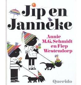 Annie M.G. Schmidt Jip en Janneke Verhalenboek 3+
