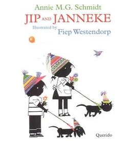 Annie M.G. Schmidt Jip and Janneke (Engels) 3+