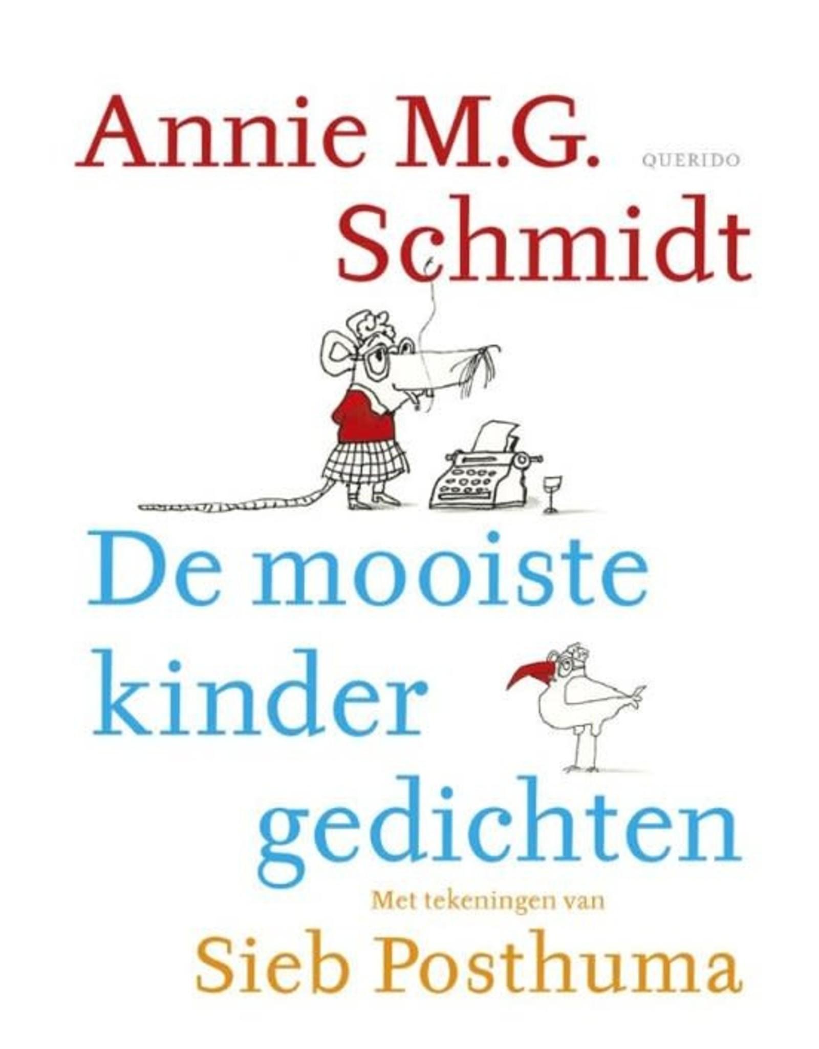 Annie M.G. Schmidt De mooiste kindergedichten 4+