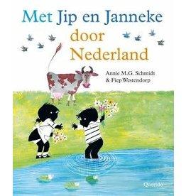 Annie M.G. Schmidt Met Jip en Janneke door Nederland 3+