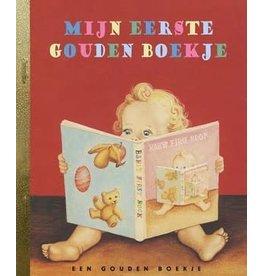 Gouden Boekjes Mijn eerste Gouden Boekje 3+