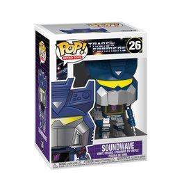 Funko Pop! Funko Pop! Retro Toys nr026 Transformers Soundwave