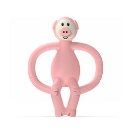 """Matchstick Monkey Matchstick Monkey Jungle Friends """"Pig Teether"""""""