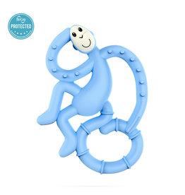 """Matchstick Monkey Matchstick Monkey Mini Monkey Teether """"Licht Blauw"""""""