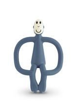 """Matchstick Monkey Matchstick Monkey Teether """"AirForce Blue"""""""