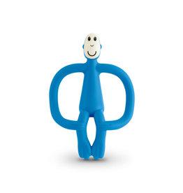 """Matchstick Monkey Matchstick Monkey Teether """"Blue"""""""
