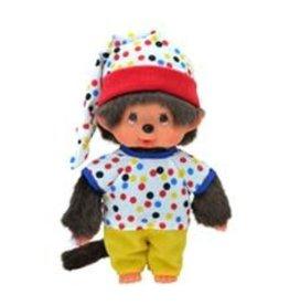 Monchhichi MONCHHICHI Gekleurde Outfit Boy