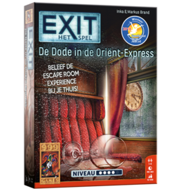 999 Games EXIT - De Dode in de Oriënt Express