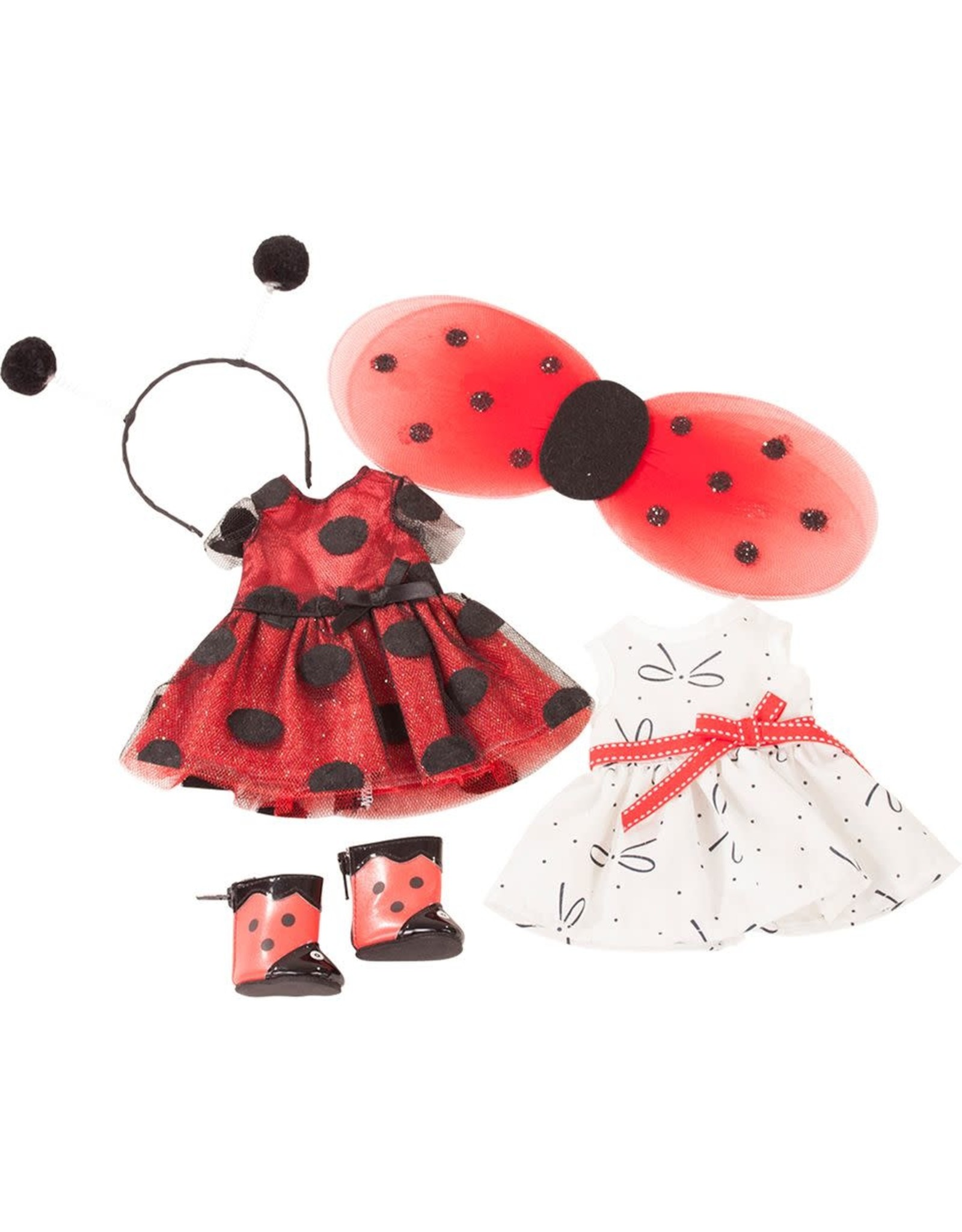 "Götz JLM Outfit ""Ladybug"""