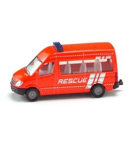 Siku Siku 1082 - Mercedes Benz Bus Rescue