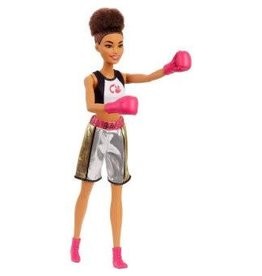 """Mattel Barbie You Can Be Anything """"Boxer"""""""