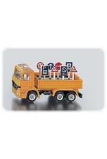 Siku Siku 1322 - Vrachtwagen met Verkeersborden