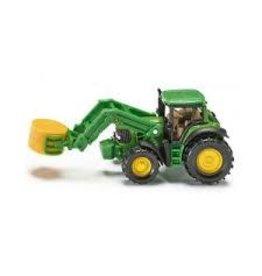Siku Siku 1379 - John Deere Tractor met Frontlader