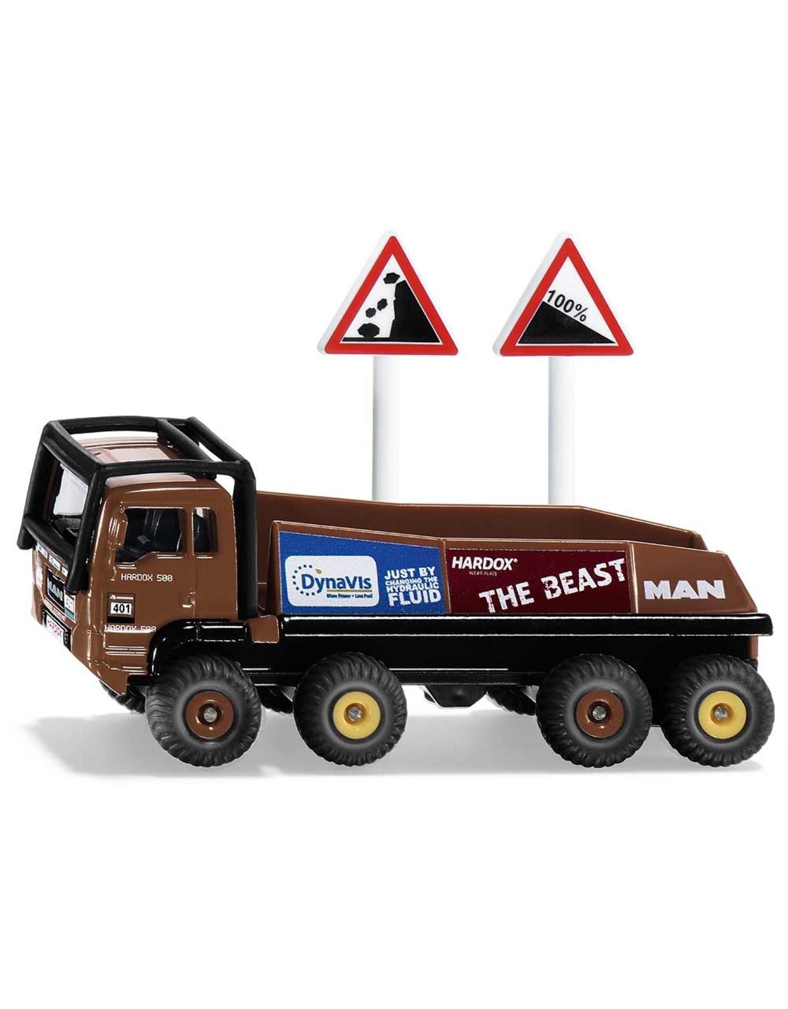 Siku Siku 1686 - MAN truck 'The Beast'