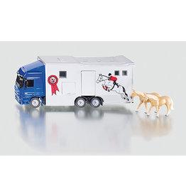 Siku Siku 1942 - 1:50 Truck voor Paardenvervoer