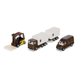 Siku Siku 6324 - Set UPS Logistiek
