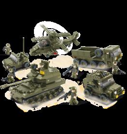 Sluban Sluban Army - Legerset M38-B0311