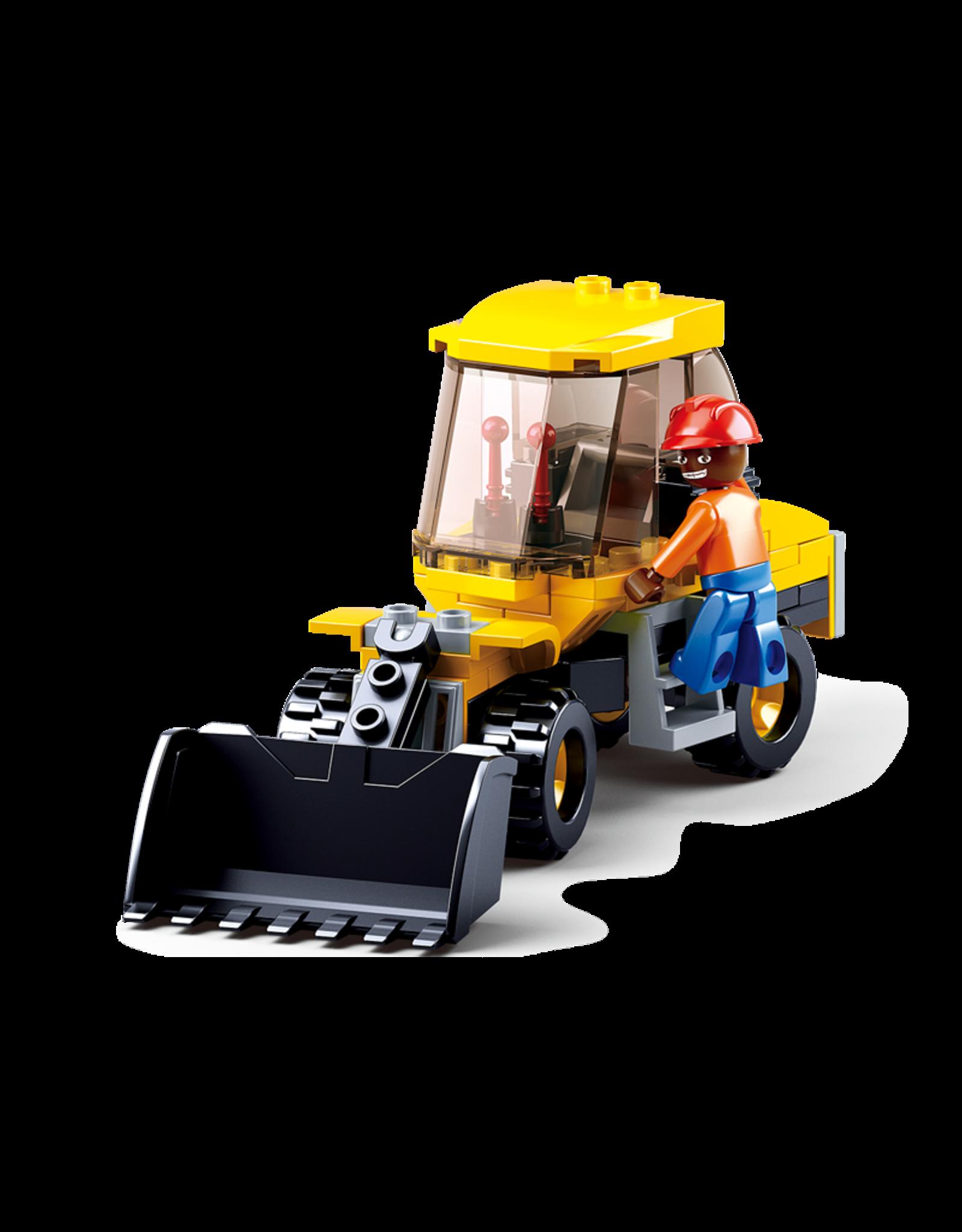 Sluban Sluban Construction - Kleine Shovel