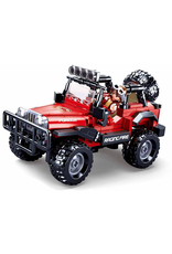 Sluban Sluban Model Bricks - Rode 4wd