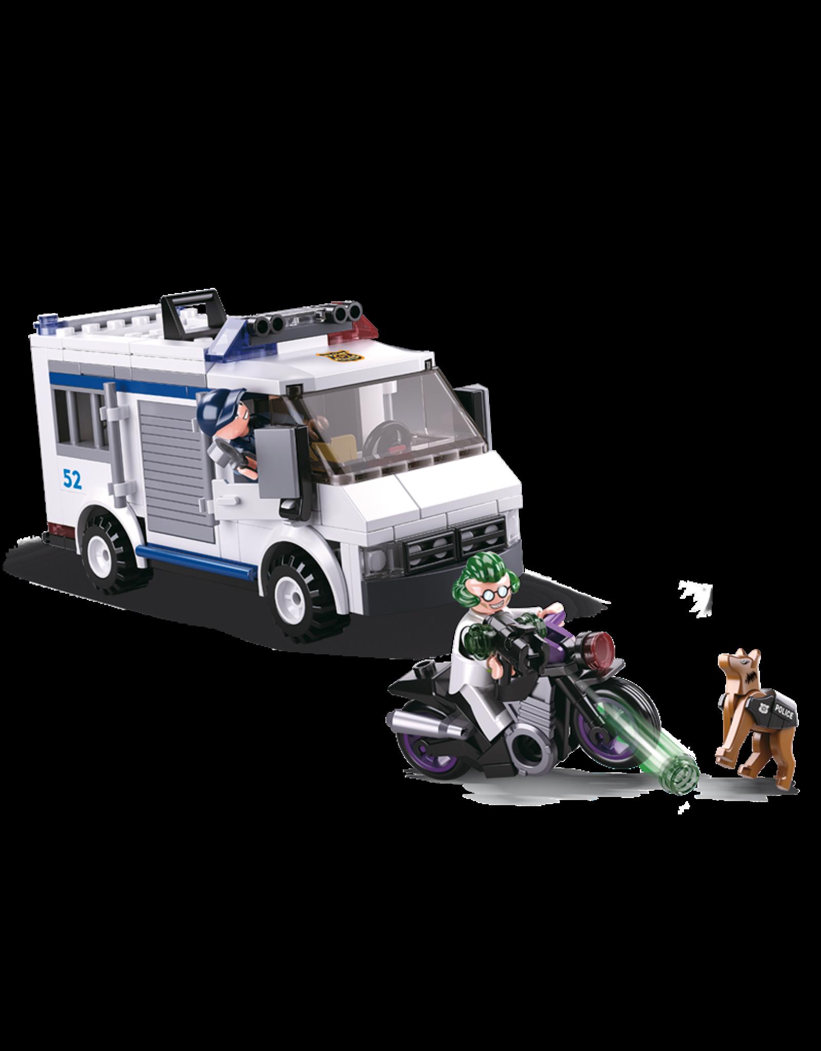 Sluban Sluban Police - Gevangenentransport M38-B0652