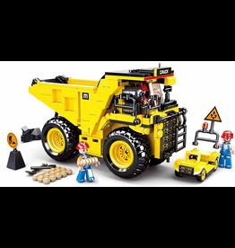 Sluban Sluban Construction - Kipper