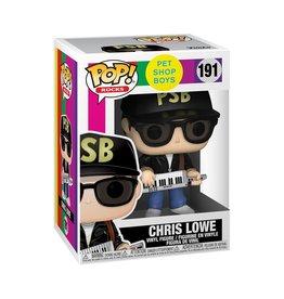 Funko Pop! Funko Pop! Rocks nr191 Pet Shop Boys - Chris Lowe