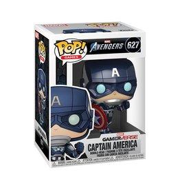 Funko Pop! Funko Pop! Marvel nr627 Avengers Game - Captain America