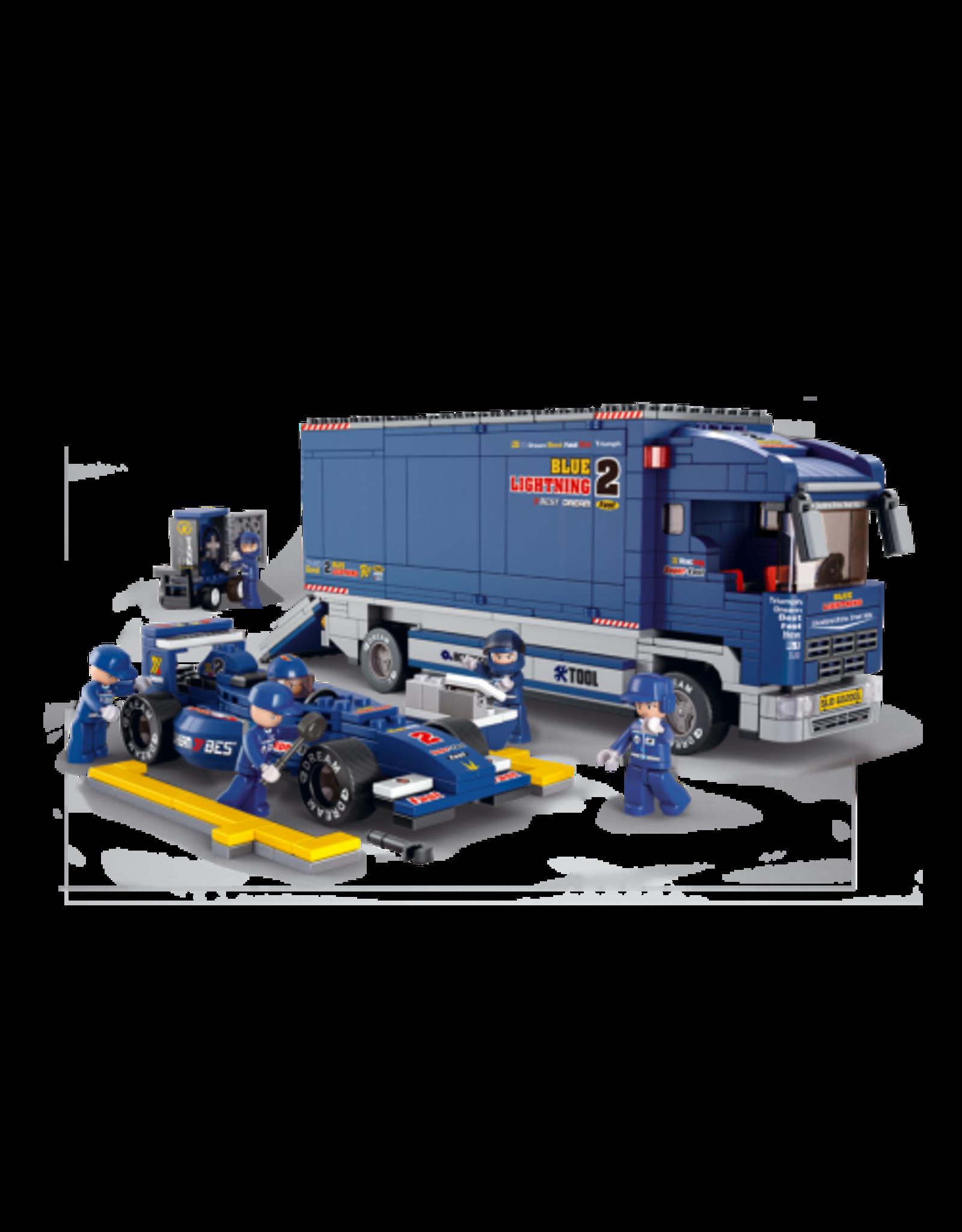 Sluban Sluban Racing Team - Vrachtwagen