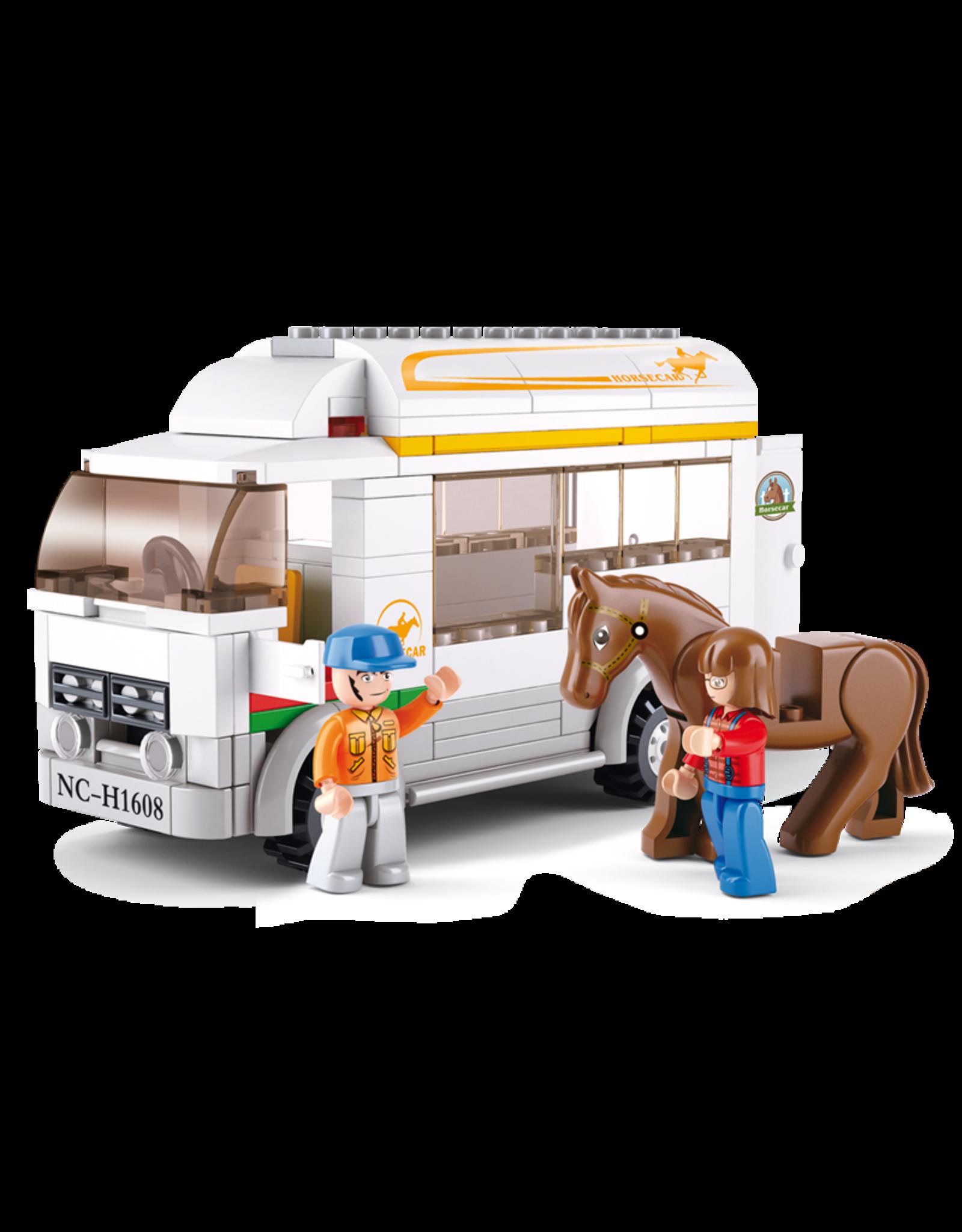 Sluban Sluban Farmer - Paardentransporter