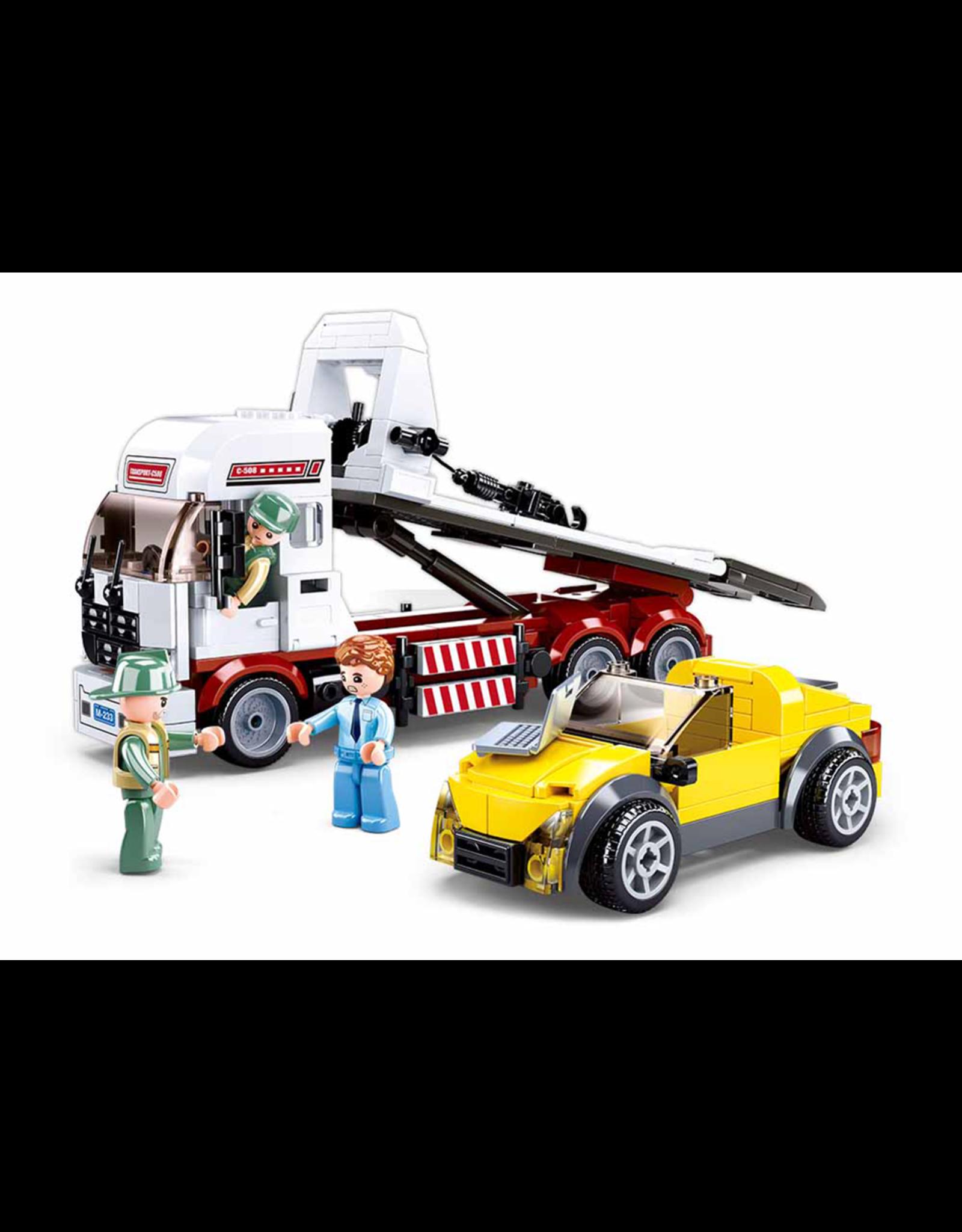 Sluban Sluban Town - Auto Ambulance