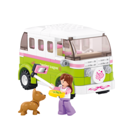 Sluban Sluban Girl's Dream - Kampeerwagen