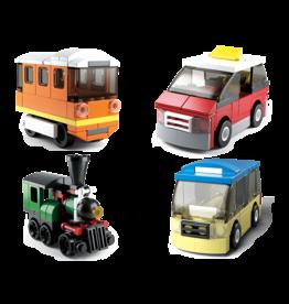 Sluban Sluban Builder Transportation