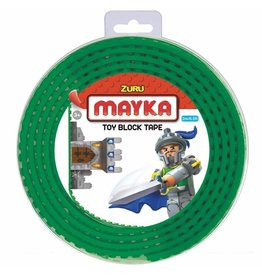 "Lego Zuru Mayka Block Tape Small ""Groen"""