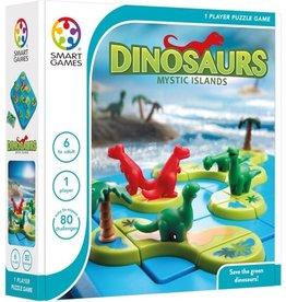 Smart Smart Games Classic - Dinosaurs Mystic Islands