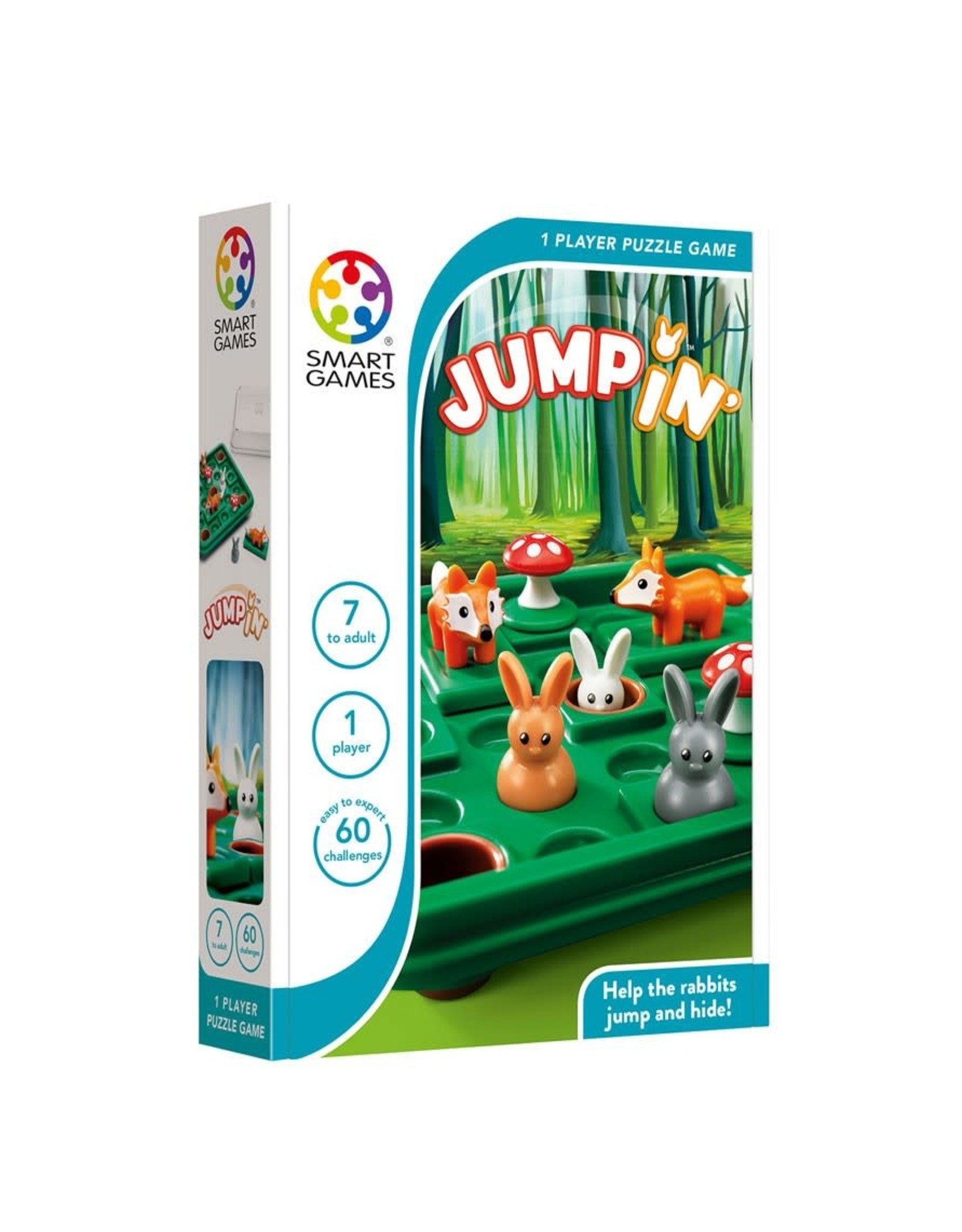 SmartGames Smart Games Compact - Jump'In