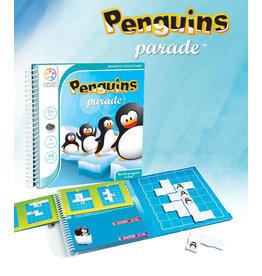 Smart Smart Games Magnetic Travel Game - Penguins Parade