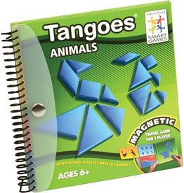 SmartGames Smart Games Magnetic Travel Game - Tangoes Animals