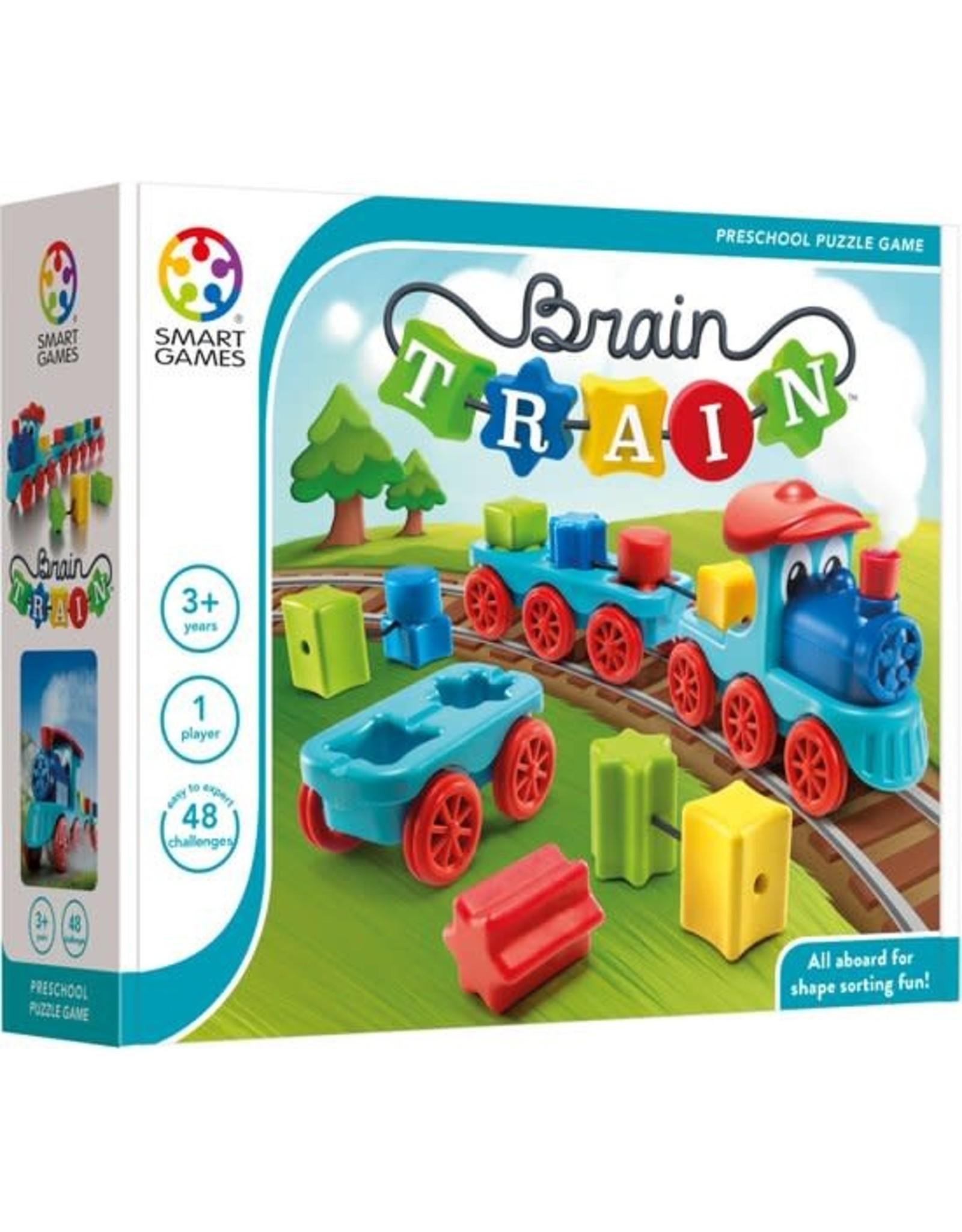 Smart Smart Games Preschool - Brain Train