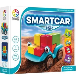 SmartGames Smart Games Preschool - Smartcar 5x5